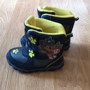 Other - Paw Patrol Winter Snow boots, light up, 9